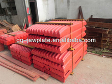 GQ high manganese steel jaw stone crusher