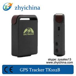 Smallest GPS, Realtime tracking GPS for elderly,kids, cat, dog, animals, pet TK102B