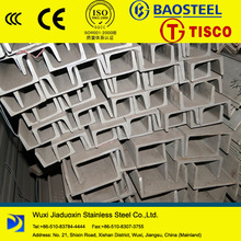 galvanized stainless steel channel american standard