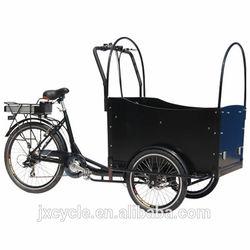 2014 The usefull electric three wheel motorcycle