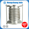 2014 hot sale flange end PN16 pipeline bellows expansion joint