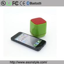 2014 hot selling new model popular wireless mini bluetooth speaker headphone splitter
