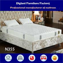 knitting fabric foam mattress jacquard fabric for mattress