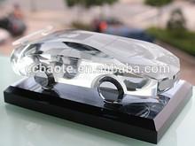 Optical k9 crystal toy sport car (CM-10108)