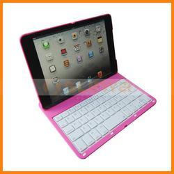 360 Degree Rotating Wireless Keyboard For iPad Mini 2 Bluetooth Keyboard Case