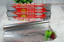 household aluminum foil for BBQ