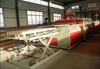 2014 CHINA PVC WOOD PLASTIC DOOR BOARD PRODUCTION LINE / WPC HOLLOW BOARD MACHINE