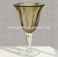Riesen weinglas vase faser glasvase