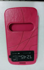 Flip Leather Cases with Card lot for Samsung galaxy S5 cases