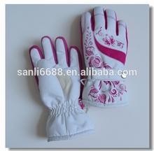 Más populares de lujo de colores guantes de invierno