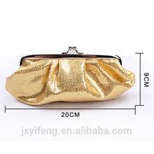 portable clutch coin dispenser change purse and handbags clasp closure