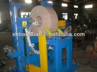 Shanghai Baoduan steel strip winding machine with stretch film