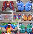 Inflables temáticos de la mariposa de eventos/de la boda/partido/publicidad en interiores o al aire libre decoración