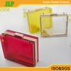 Customized acrylic clutch bag wholesale