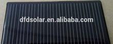 2014 Top selling monocrystalline low price transparent solar panel