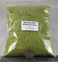 Wargames Basing & Scenery Bulk Pack - Static Grass, Grass Powder Grass meal
