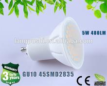 NEW GU10 CERAMIC LED SPOTLIG
