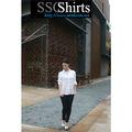 Sscshirts 2014 100% moda casual roupa blusa de renda