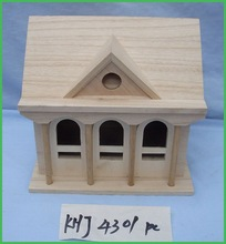 High Quality Wooden Bird Home