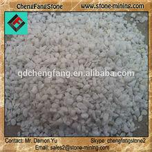 white rocks landscaping/ gravel for landscaping/ white pea gravel