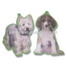 Dog shape hanging paper car air fresheners