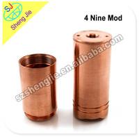2014 SJ full copper mod, 4nine mechanical mods clones