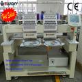 De alta velocidade 15 cores computadorizado máquina de costura industrial para cap bordados