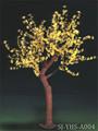venda quente bonito jardim decoração da árvore de cereja frutas