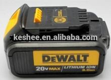 Dewalt power tool battery pack for Dewalt DCB200 20v replacement dewalt battey