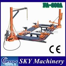 Yantai Sky FA-800A damaged Used Cars for Sale / Auto Body Frame Machine