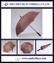 A hot newest Ideas large Solid Color one key open golf umbrella golf tournament gifts