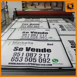 PP Corflute Sheet/Coroplast Print/Correx Board