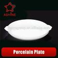 Placa de porcelana/hotel/restaurante/banquete de cerámica de la placa combinado/platos de buffet