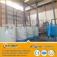 Charcoal production design coconut fiber making machine