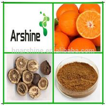 Plant Extract Wholesale 100% Organic Citrus Aurantium P.E. Hesperidin extract supplier