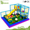 CE approved small area soft kids indoor play equipment for home