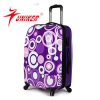 pc travel trolley;pc trolley luggage;Portable luggage case