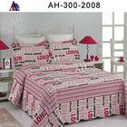 Applique Cotton Patchwork Quilt Set for Children