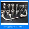 All hydraulic hose fitting and ferrules