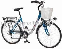 Cheap ladies city bike