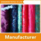 facny organza fabric with shiny glitter