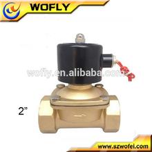 cheap 6v 2-inch auto shut off water valve