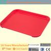 kids plastic fast food tray Anti-slip