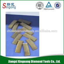 Soft Bond Concrete Floor Grinding Segment/diamond tools supplier