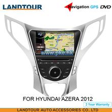 Car multimedia Player Navigation GPS DVD for HYUNDAI AZERA 2012 CE FCC ROHS