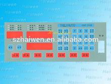 Membrane Keypads Panel For Industrial Equipment