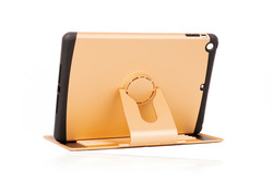 For iPad mini2 ipad5 / air protective sleeve slim Apple Tablet 360 degree rotation of the outer shell