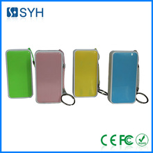 New promotional colorful power bank perfume 5600mah