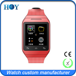 Newest design promotion smart watches with smart function for wholesale