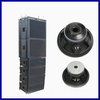 """Professional powered line array/ double 18"""" powered line array powered line array"""